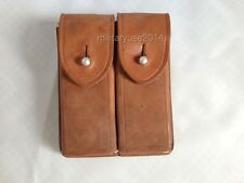 Surplus Original Chinese Tokarev Leather Pistol Ammo Pouch - CN002