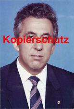 A40 Egon Krenz SED-Generalsekretär und Staatsratsvorsitzender der  DDR  20x30