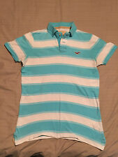 Mens Hollister Polo Shirt Size L Good Condition Plenty Of Life In It.
