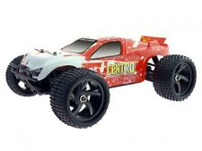 28651R CARROZZERIA ROSSA TRUGGY+ADESIVI 1:18 OFF ROAD CAR BODY FOR TRUGGY Himoto