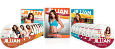 Jillian Jilian Michaels Body Revolution Complete Series DVD Collection NEW!