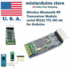 HC-05 Wireless Bluetooth RF Transceiver Module JY-MCU anti-reverse For Arduino