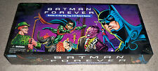 BATMAN FOREVER 3-D BOARD GAME BY PARKER BROS 1995 NEW IN BOX SEALED