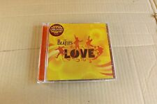 the beatles love cd vgc condition