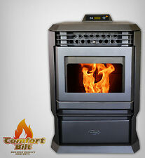 Comfortbilt HP 61 Pellet Stove/Fireplace 50000 btu -Limited Time Intro Price!