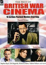 Rank Collection: The Best of British War Cinema [5 D DVD Region 1