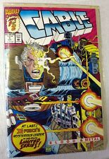 MARVEL COMICS CABLE BLOOD AND METAL 1/2 MINI SERIES 1993 BOOK ENGLISH NEW