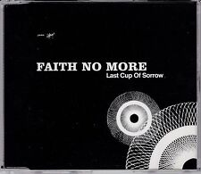 **Promo CD** Faith No More - Last Cup Of Sorrow Rare 1991 (1 Track)