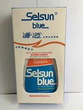 Selsun Blue Dandruff Shampoo For Normal & Regular Hair 11oz