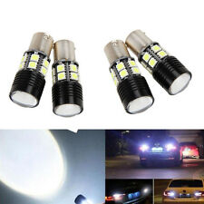 4x No Error Canbus 600LM CREE LED Reverse Backup Light Bulb BA15S 7506 1156 P21W