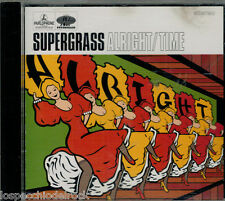 Supergrass - Alright/time - 1995 - Cd_1539