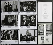 EXECUTIVE DECISION 1996 STILLS + SYNOPSIS KURT RUSSELL STEVEN SEAGAL HALLE BERRY