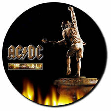 Parche imprimido, Iron on patch, /Textil sticker, Pegatina/ - AC/DC, AC DC, B