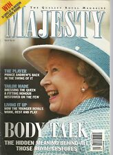 Majesty October 1998 The Quality Royal Magazine