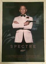 SOGGETTONE  ORIGINALE   SPECTRE 007 AGENTE JAMES BOND CRAIG BELLUCCI  NUOVO !!!