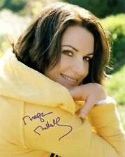 MEGAN MULLALLY GENUINE AUTHENTIC SIGNED WILL & GRACE 10X8 PHOTO AFTAL & UACC B