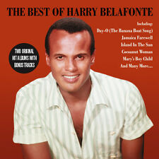 Harry Belafonte BEST OF Sings Of The Caribbean / Calypso ESSENTIAL New 2 CD