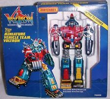 "VOLTRON 1 VEHICLES POPY MATCHBOX 6"" DIECAST DAIRUGER 15 SHOGUN ROBOT JAPAN MIB"