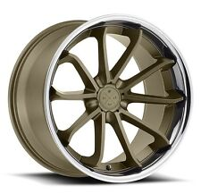 "22"" Blaque Diamond BD23 Wheels Ford Mustang Holden VE VF BMW X5 X6 Jeep SRT8"