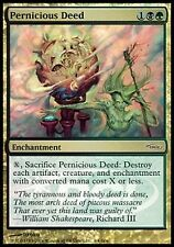 *MRM* ENG Pernicious Deed  - Action pernicieuse MTG DCI