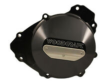 YAMAHA R1 2009-2014 WOODCRAFT LEFT SIDE ENGINE STATOR COVER WITH SKID PAD