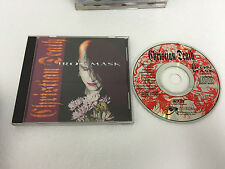 Christian Death Iron Mask CD 741157575125 CLEO57512 1992 PRESSING NMINT/EX