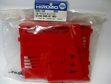 Original HIROBO Lama Seitenverkleidung rot 0402-348 LM SIDE COVER SET (RED)