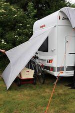 Eurotrail Caravan Motorhome Carpa de almacenamiento de información trasero 150x190cm Cubierta De Ciclo Bici de refugio