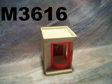 Vintage Fisher Price Little People #997 PHONE BOOTH  TELEPHONE
