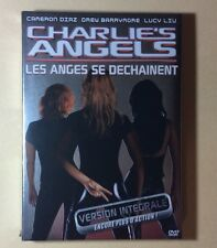 DVD Film Charlie's Angels Les Anges Se Déchaînent