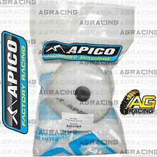Apico Dual Stage Pro Air Filter For Honda CR 250 1993 93 Motocross Enduro New