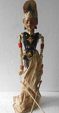 1 Holz Puppe Wayang Golek Marionette Original rod puppet WT056