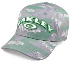 Oakley Arc Cap Grey S/M Mens Womens Casual Golf Baseball Sport Summer Hat Gift