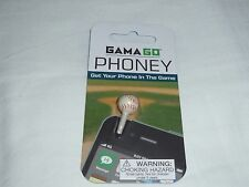 NEW GAMA GO PHONEY CELL PHONE TABLET CHARM BASEBALL IPHONE 5 6 GALAXY S5 NOTE