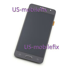 Touch Screen Digitizer LCD Display Frame For Samsung Galaxy Grand Prime G530T bl