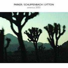 America 2003 by Evan Parker/Alexander von Schlippenbach/Paul Lytton (CD,...