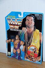 Razor Ramon wwe wwf Hasbro Purple Tights Wrestling Figure