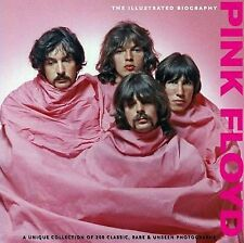 """NEW """"Pink Floyd - The Illustrated Biography"""" Marie Clayton; HC 2011"""