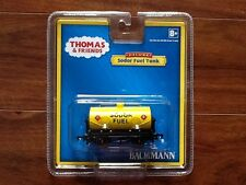 BACHMANN 1/87 HO THOMAS AND FRIENDS DELUXE SODOR FUEL TANK CAR # 77039  F/S