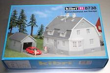 Kibri 8738 Einfamilienhaus mit Garage Spur H0 OVP
