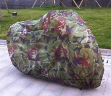 XXL Motorcycle Waterproof Cover For Harley Heritage Softail Classic FLSTC Camo
