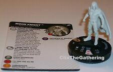 MOON KNIGHT 037 Superior Foes Of Spider-Man Marvel HeroClix Rare