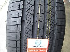 4 New 235/65R17 Inch Lion Sport 4X4 HP Tires 235 65 17 R17 2356517 65R