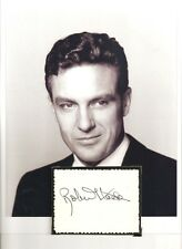 Robert Stack Autograph The Untouchables Unsolved Mysteries Written on the Wind