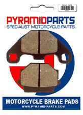 Husqvarna WRK 125 1990 Rear Brake Pads