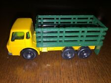 Vintage Matchbox Lesney Series #4 Stake Truck, Clean!