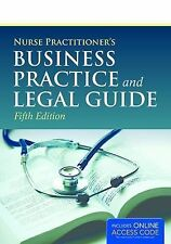 Nurse Practitioner's Business Practice and Legal Guide by Carolyn Buppert...