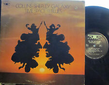 Collins / Shepley Galaxy - Time Space & the Blues  (MTA 2) (PL) (gatefold cover)