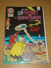 PEBBLES AND BAMM-BAMM #26 VF (8.0) CHARLTON COMICS MAY 1975 COVER B