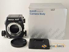 Mamiya RZ 67 ProⅡBODY [EXCELLENT] from Japan (8248)